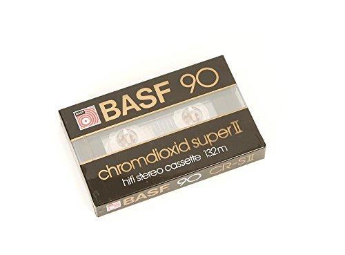 BASF CR-S II 90 Kassette
