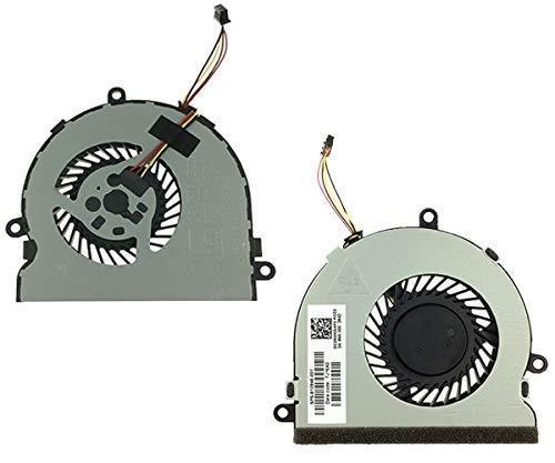 New CPU Cooling Fan For HP 15-BA 15-BA008CA 15-BA009CY 15-BA009DX 15-BA013CL 15-BA018WM 15-BA019NR 15-BA020CA 15-BA020NR 15-BA021CA 15-BA022CA 15-BA022NR 15-BA023CA 15-BA024CA 15-BA025CA 15-BA026CA