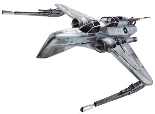 Hasbro Nave Star Wars Y-Wing Bomber The Clone Wars