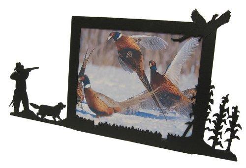 Innovative Fabricators, Inc. Corn Field Pheasant Hunt 8X10 Horizontal Picture Frame