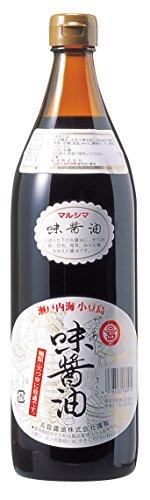 丸島醤油 味醤油(だし醤油) 900ml