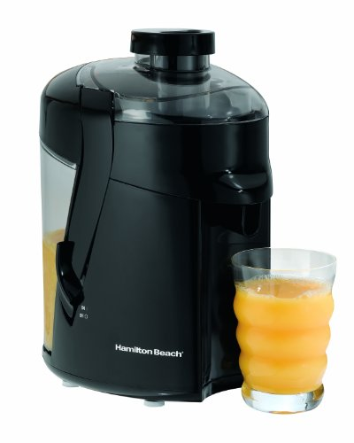 Hamilton Beach HealthSmart Juice Extractor - Black 67801