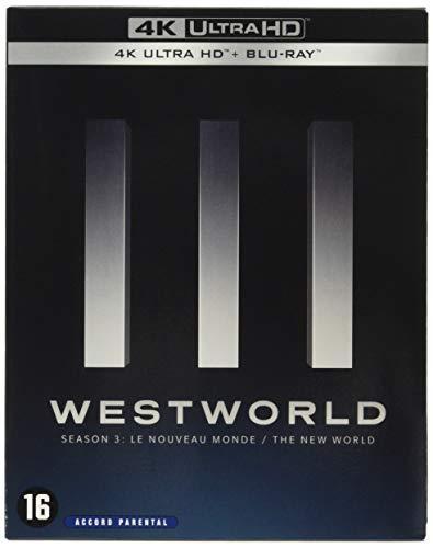 Westworld, saison 3 4k ultra hd