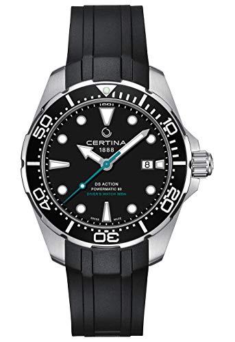 Certina DS Action Diver reloj automático de los hombres C032.407.17.051.60