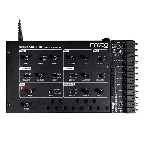 Moog – Werkstatt-01 DIY analoge synthesizer kit (ongemonteerd)