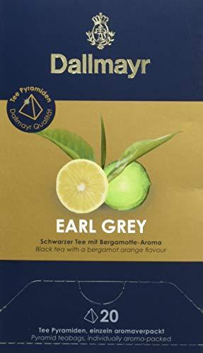 Dallmayr Teepyramide Earl Grey, 1er Pack (1 x 44 g)