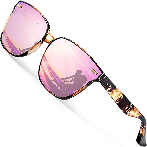 ATTCL Clásico Gafas De Sol Hombre mujer Polarizadas