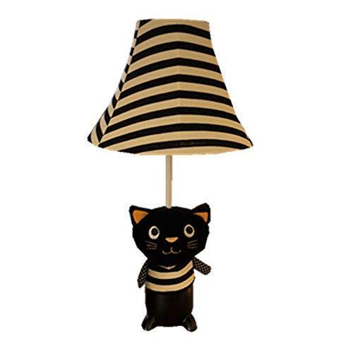 FACAIA Kreative Tier Schreibtischlampe, Moderne Tischlampe für Kinder Dimmbar mit Fernbedienung, Augenpflege Nachttischlampe für Kinderzimmer, Schlafzimmer, Lernen