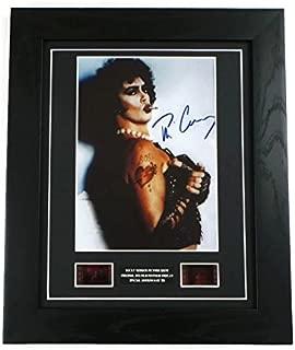 artcandi Rocky Horror Picture Show Signed + Rocky Horror Film Cells Framed