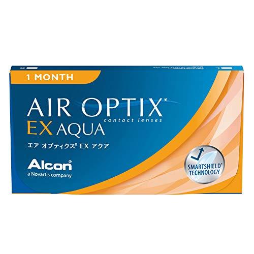 エア オプティクス EX アクア 【BC】8.6【PWR】-5.75 3枚入