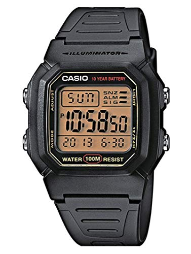 Casio Collection Herren-Armbanduhr W800HG9AVES