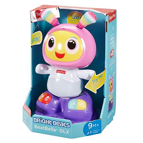 Product Image of Fisher-Price Bright Beats BeatBelle DLX