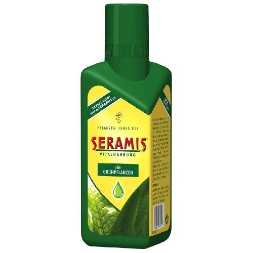 Seramis flüssige Vitalnahrung für Grünpflanzen 6x500ml