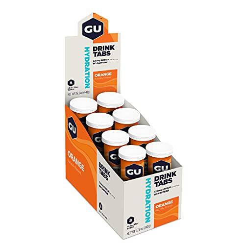 GU Hydration Drink Tablets Orange 96 Tablets
