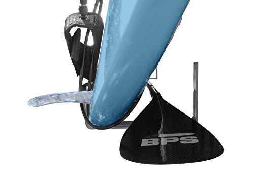 Bps paddleboard/sup wall rack, minimalist display for indoors and outdoors, rust resistant w/soft padding protection 2 the company - helping everyone to 'get out and do' is the reason barrel point surf exists. Created by a kiwi surfer and caring dad who loves helping others get out onto and into the water, we're a mom & pop business that began with us building surfboards in our garage. Now we are all about helping make water sports accessible, wherever you are in the world. Say yes to barrels, not barriers. The product- our bps minimalist board wall racks are what you need! Strongly designed and can hold two boards at once. These can hold one sup and either a longboard or a shortboard; or two short-boards / two long-boards / one short-board and one long-board. You can store your paddle as well if you'll put one board only. More about the product - it is built with super soft padding that will ll always protect your sup's rails. These are constructed with marine-grade aluminum, making these racks free from rusting. Available in two colors- midnight black and ocean grey.