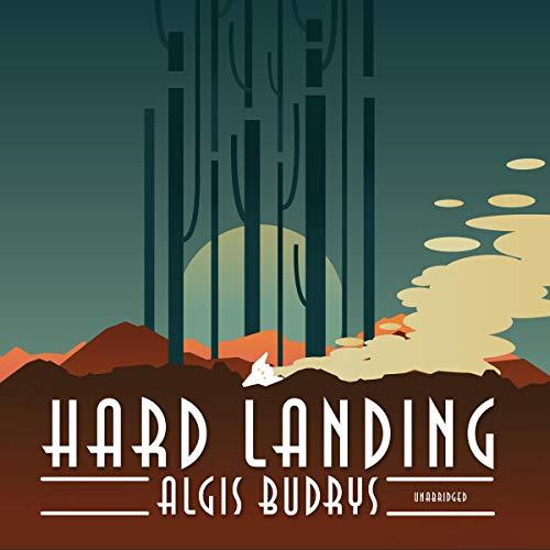 Couverture de Hard Landing