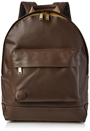 Mi-Pac Gold Backpack Mochila Tipo Casual, 41 cm, 17 Litros, Rubber Brown
