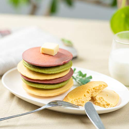 魔法のベジパンケーキ 150g オーガニック野菜と国産米粉のパンケーキミックス (モロヘイヤ)