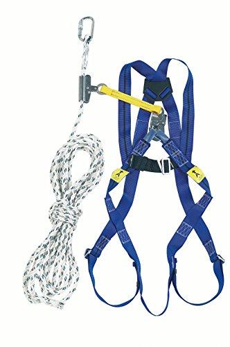 Honeywell Safety Dachdecker Set 1011895punti, 10m corda di per artigianato da combattimento 7312550118955