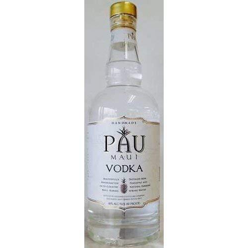 Pau Maui Hand Crafted Vodka, 750mL, 80 Proof