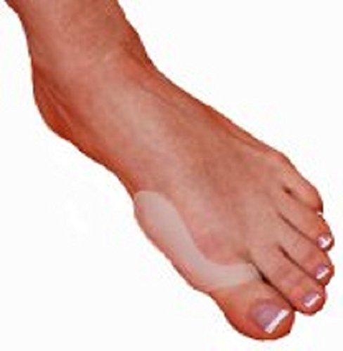 Pedifix Hammer Toe Crests Deluxe Right/medium - Model 8154A-M-R - Pkg of 3