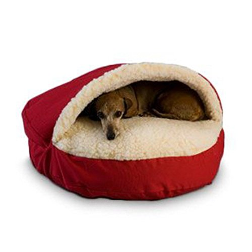 Snoozer Cozy Cave – XL, Rouge
