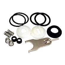 Danco 88103 Repair Kit for Delta/Peerless Single-Handle Faucets, Black, White, Stainless Steel