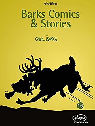 Barks Comics & Stories 16
