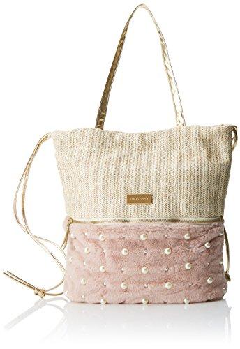 Gioseppo 43409, Bolso mochila para Mujer, Rosa (Pink), 3x37x14.5 cm (W x H x L)