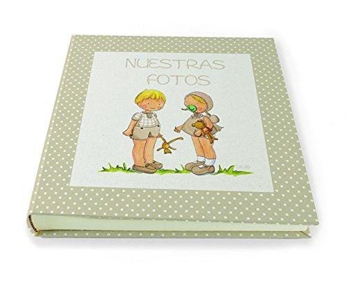 Album gemelos Niño y Niña