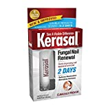 Kerasal Fungal Nail Renewal Treatment 10ml, Restores The Healthy Appearance of Nails Discolored or Damaged by Nail Fungus. (Packaging May Vary)