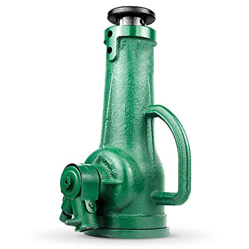 Best Price BAOSHISHAN 16 Ton Screw Jack 12 5/8-15 3/4in. Mechanical Gear Hand-cranked Bottle Jack