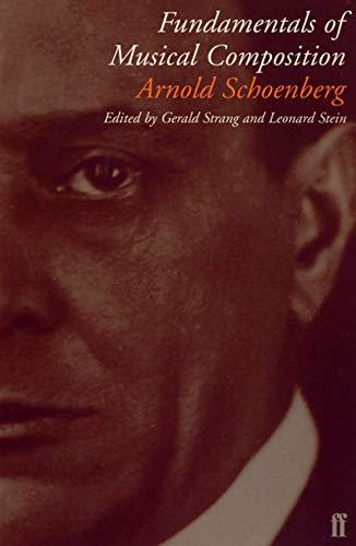 Schoenberg, A: Fundamentals of Musical Composition