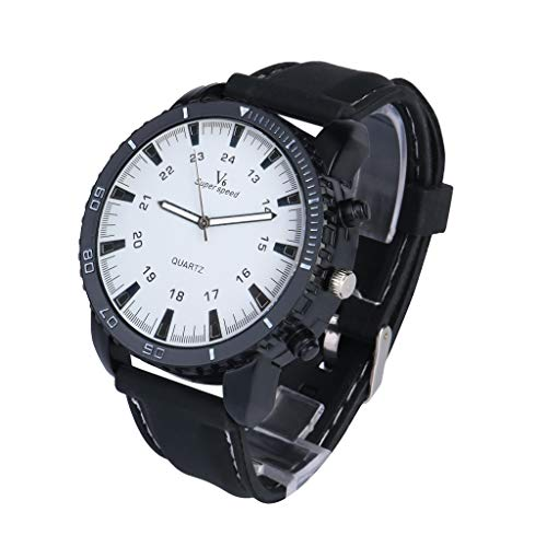 YULINGSTYLE Outdoor Sport V6 Uhr Militär Armbanduhren Silikon Quarz Herrenuhrund Elegante Uhr