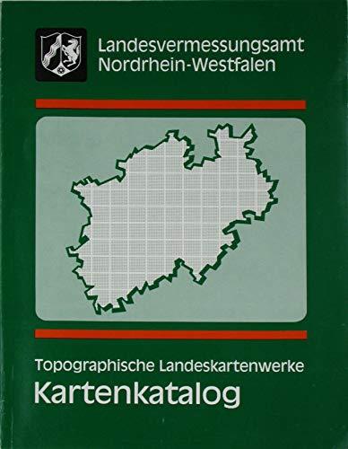 Topographische Landeskartenwerke. Kartenkatalog 1990.