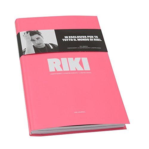 Riki Journal - Diario Agenda, Le Nostre Giornate, i Nostri Segreti