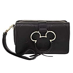 Best Disney Travel Bags & Accessories featured by top US Disney blogger, Marcie and the Mouse: Mickey Mouse wallet