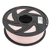Materiales consumibles de impresión del PLA del color de piel largo del filamento de la impresora 3D de Evtscan 1,75 mm 1 kg