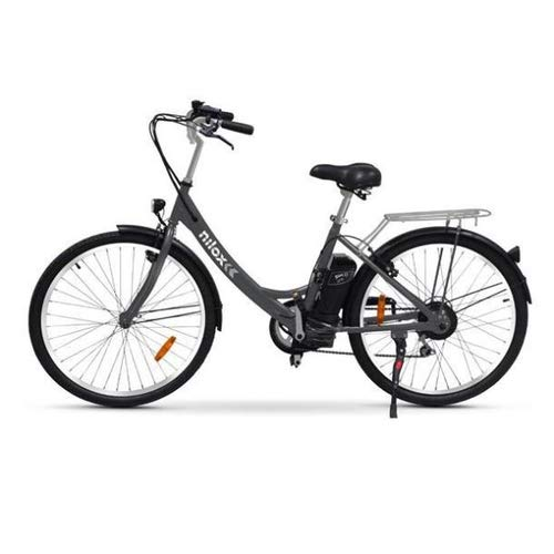 Nilox E Bike X5, Bicicletta Elettrica City Bike a...
