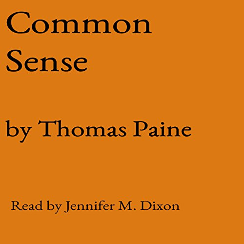 Common Sense cover art