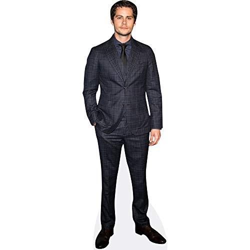 Celebrity Cutouts Dylan O'Brien (Blue Suit) Pappaufsteller lebensgross