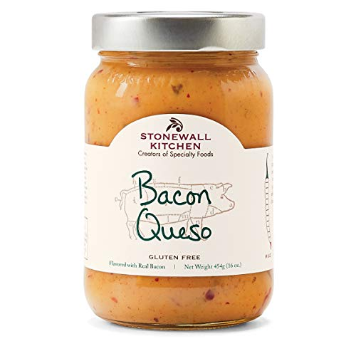 Stonewall Kitchen Bacon Queso, 16 ounces