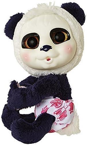 Animal Babies Minis Runts Panda Plush by Animal Babies