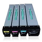 Cartucho de tóner CLT-K806S compatible con Samsung CLT-K806S CLT-C806S CLT-M806S CLT-Y806S Cartuchos de tóner originales para impresora láser color Samsung X7400 X7500 X7600-4colors