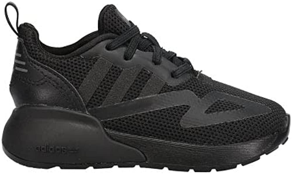 adidas Toddler Boys Zx 2K Lace Up - Sneakers Shoes Casual - Black