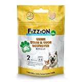 Fizzion Urine Pet Stain and Odor Destroyer (2 Tablets)