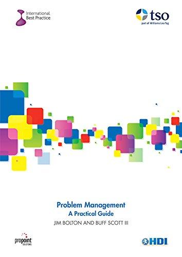 Problem Management: A practical guide (English Edition)