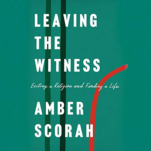 Leaving the Witness audiobook cover art