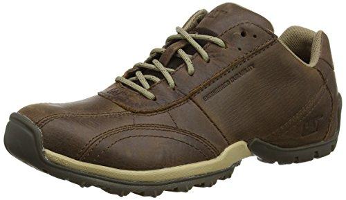 Caterpillar Herren Jolt Sneakers, Braun (Mens Nutmeg), 41 EU