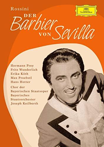 Le Barbier De Séville (Der Barbier Von Sevilla) [DVD]
